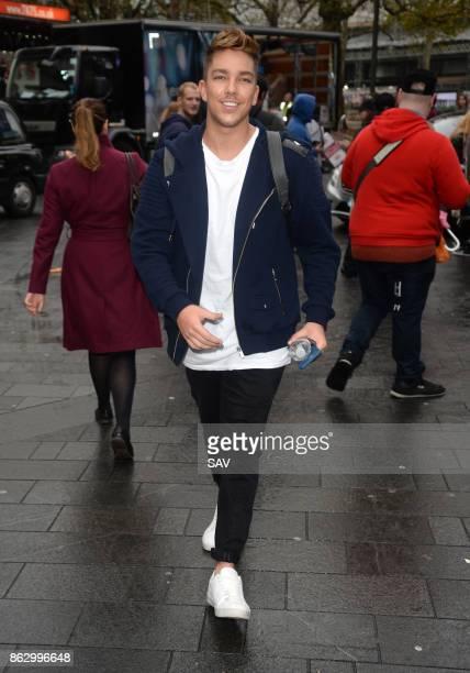 Matt Terry sighting on October 19 2017 in London England