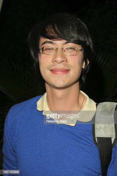 Matt Tong of Bloc Party during Converse at Filter Party in Indio California United States