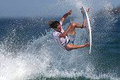 Matt Wilkinson of Australia surfs during Round 1 Heats at the Oi Rio Pro on May 12 2015 in Rio de Janeiro Brazil