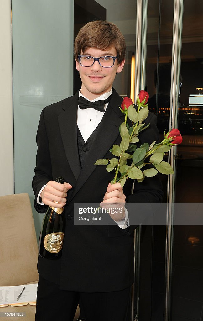 Matteo Brunetta attend the Worldview Entertainment 2012 Holiday Party at William Beaver House on December 6, 2012 in New York City.
