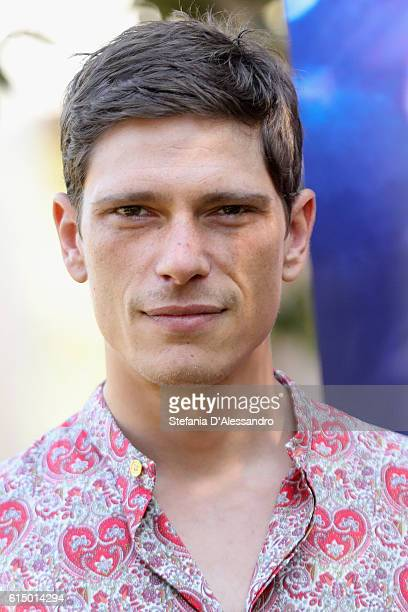 Matteo Martari attends a photocall for '2Night' during the 11th Rome Film Festival at Auditorium Parco Della Musica on October 16 2016 in Rome Italy