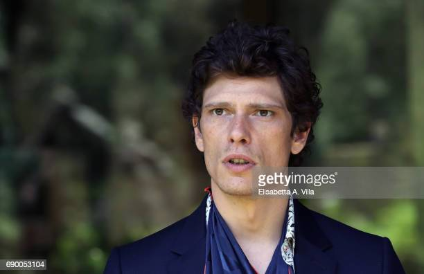 Matteo Martari attends a photocall for 'Non Uccidere' on May 30 2017 in Rome Italy