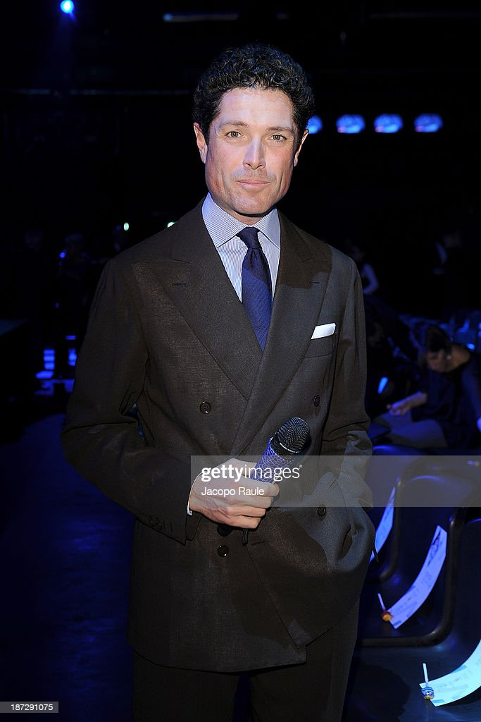 Matteo Marzotto attends the Mittelmoda Special Edition 2013 for Lectra on November 7, 2013 in Milan, Italy.