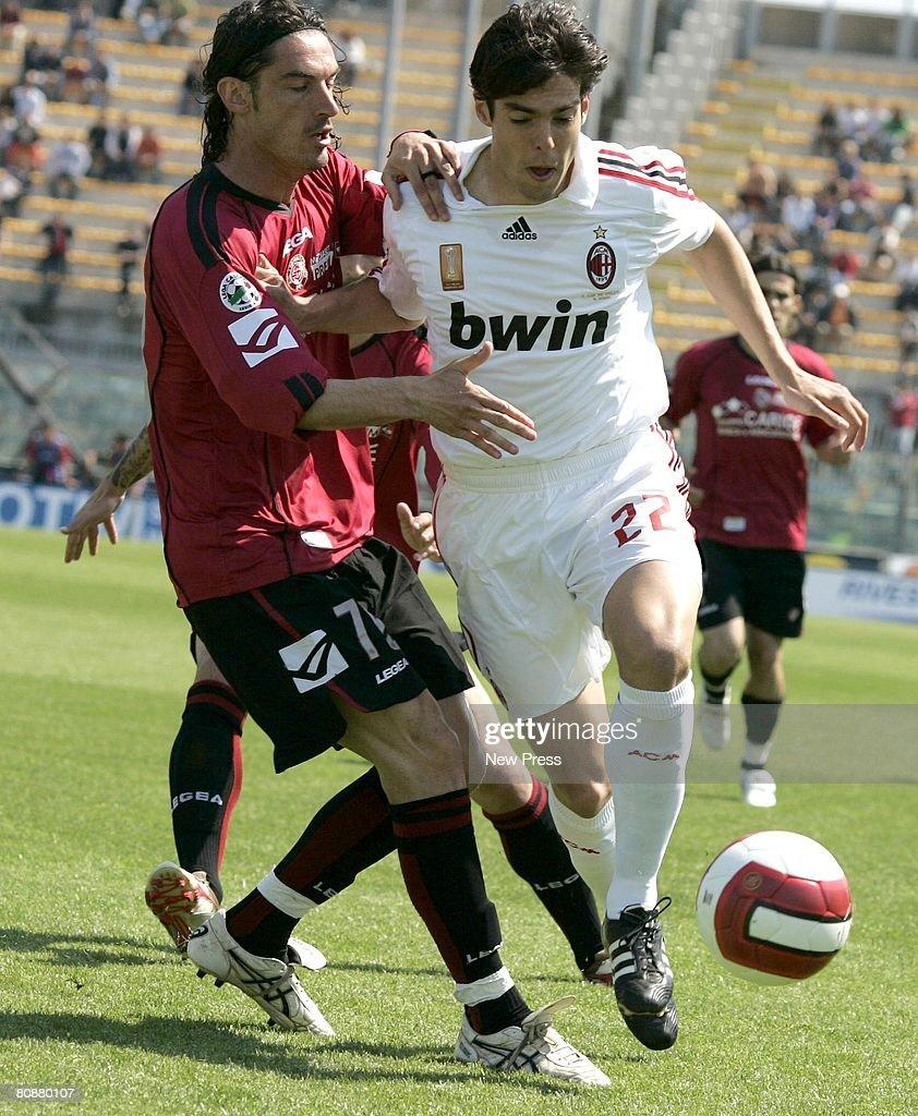 Livorno v AC Milan Serie A s and
