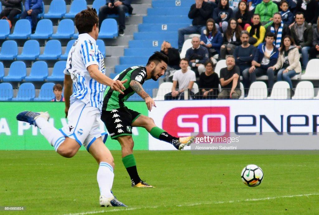Spal v US Sassuolo - Serie A