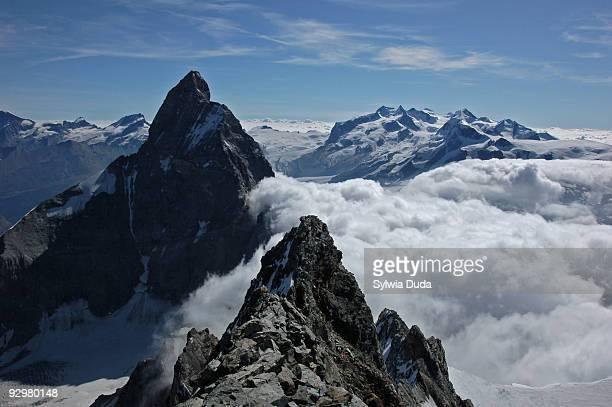 Matterhorn and Monte Rosa group