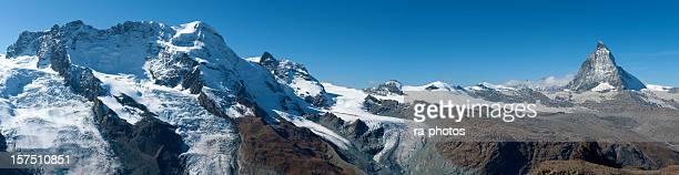 Mont Cervin panorama (XXXL