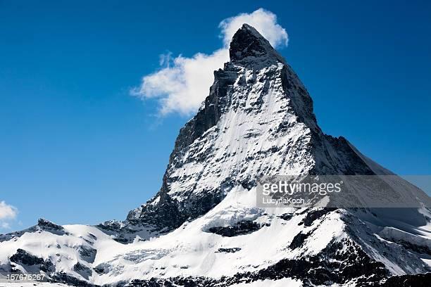Mont Cervin, schönster Berg der Alpen