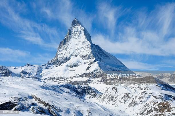 Matterhorn Swiss mountain range