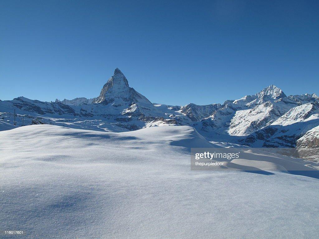 Matterhorn, Switzerland : Stock Photo