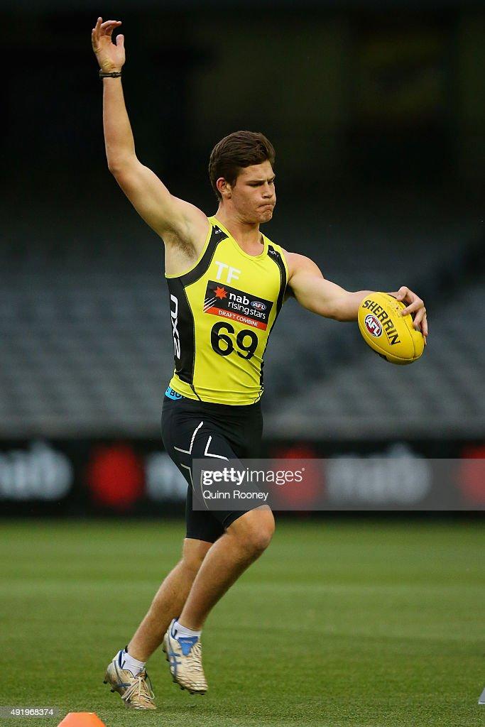 2015 AFL Draft Combine