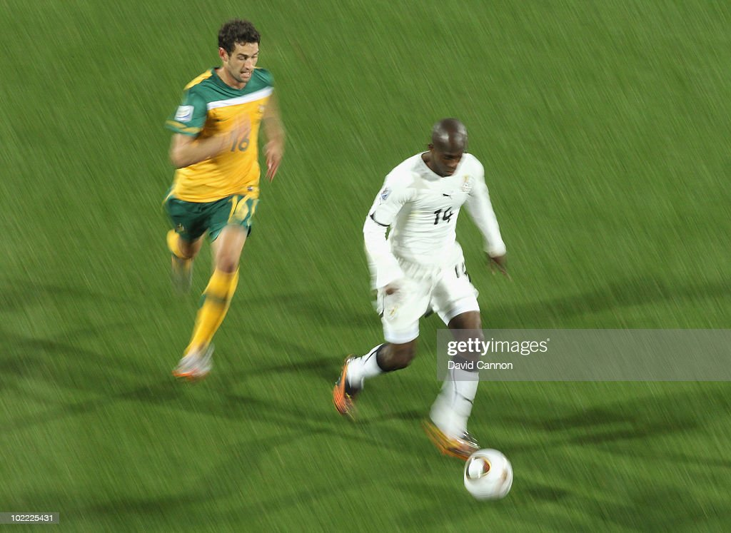 Ghana v Australia: Group D - 2010 FIFA World Cup