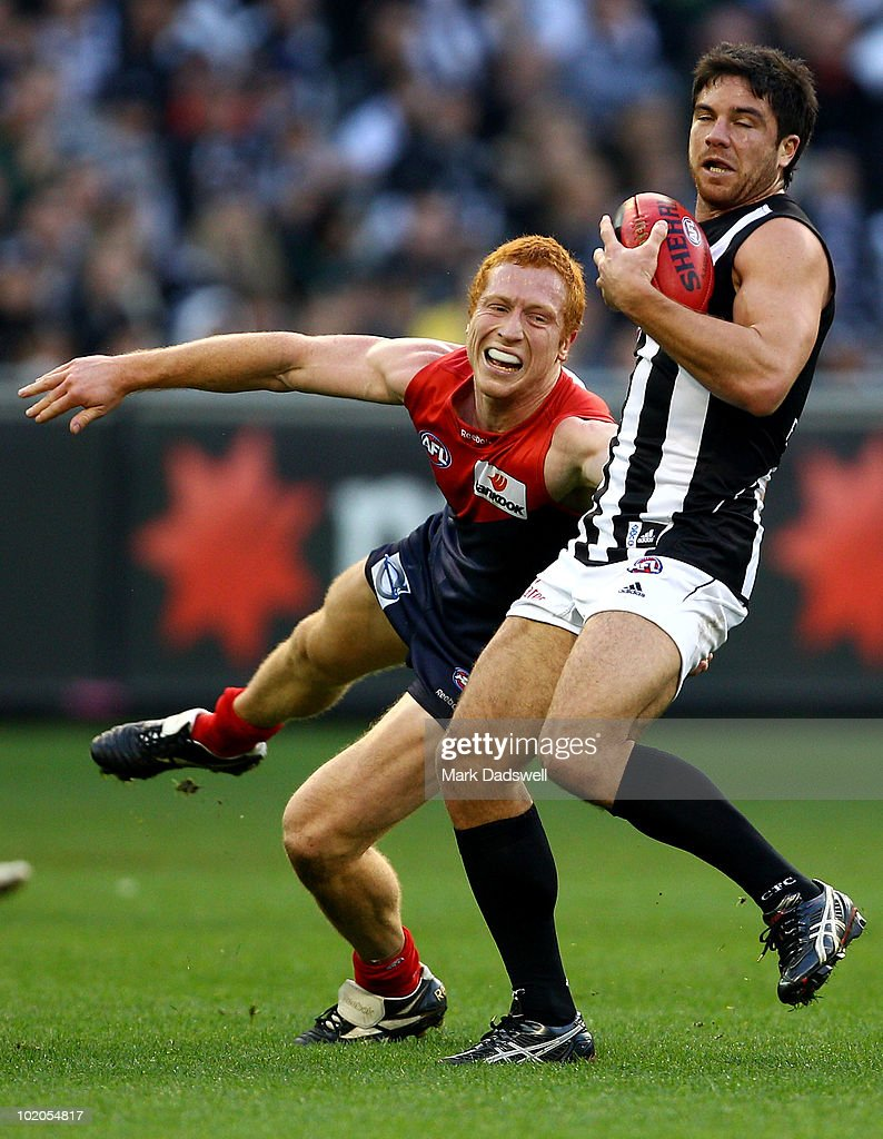 AFL Rd 12 - Demons v Magpies
