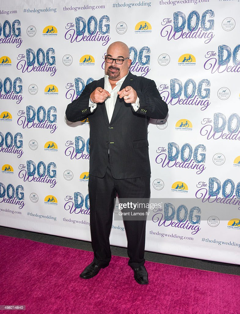Matthew Bloom attends 'The Dog Wedding' premiere at NYIT Auditorium on Broadway on November 21, 2015 in New York City.