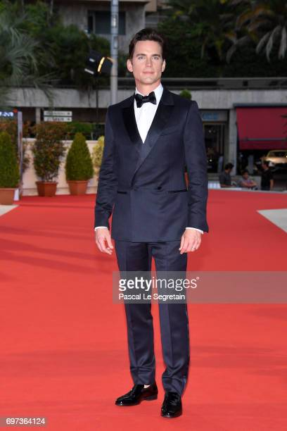 Matthew Bomer from 'The Last Tycoon' attends the 57th Monte Carlo TV Festival Day 3 on June 18 2017 in MonteCarlo Monaco