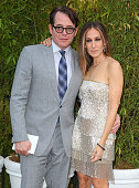 Matthew Broderick and Sarah Jessica Parker attend the annual Serpentine Gallery summer party at The Serpentine Gallery on June 26 2013 in London...