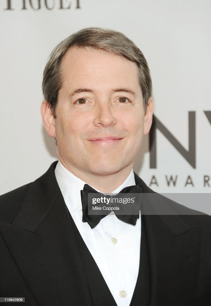 <a gi-track='captionPersonalityLinkClicked' href=/galleries/search?phrase=Matthew+Broderick&family=editorial&specificpeople=201912 ng-click='$event.stopPropagation()'>Matthew Broderick</a> attends the 65th Annual Tony Awards at the Beacon Theatre on June 12, 2011 in New York City.