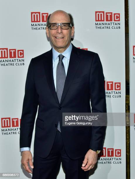 Matthew C Blank attends Matthew C Blank Honoring at Manhattan Theatre Club Spring Gala 2017 at Cipriani 42nd Street on May 22 2017 in New York City