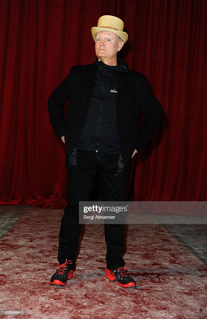 Matthew Devlen attends Flaunt Magazine and Wildfox Present a performance by Vanessa Beecroft hosted by Jimmy Sommers and Balthazar Getty for 'Affordable Care' at Mana Wynwood on December 4, 2013 in Miami, United States.
