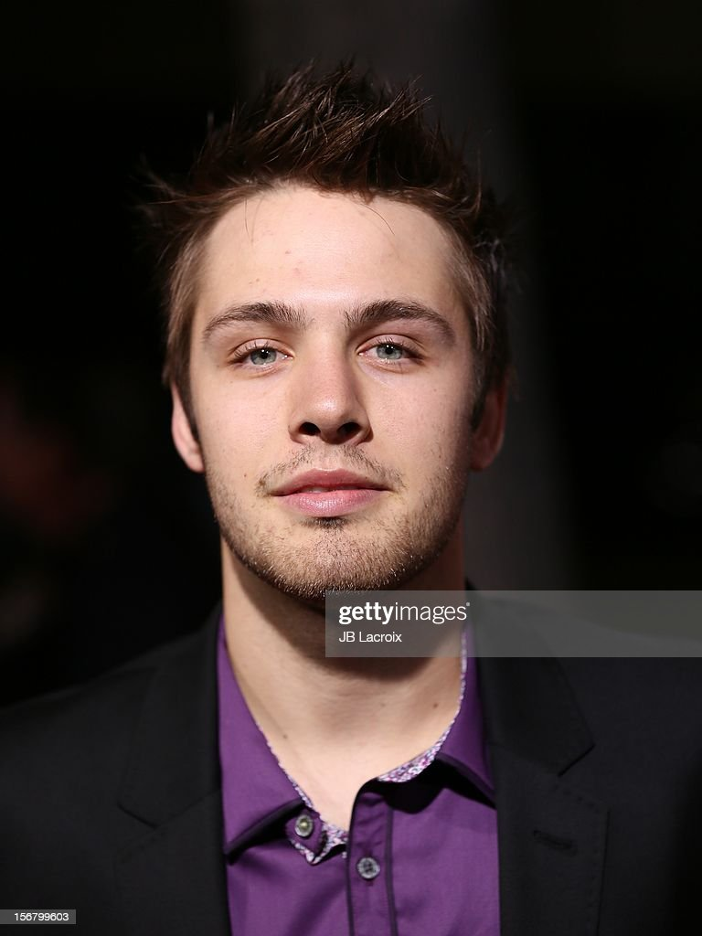 Matthew Fahey attends the 'Hitchcock' - Los Angeles Premiere at the Academy of Motion Picture Arts and Sciences on November 20, 2012 in Beverly Hills, California.