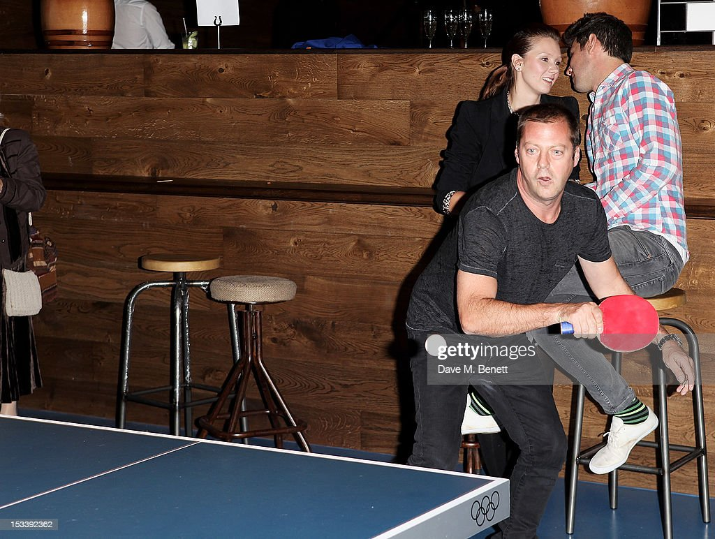 <a gi-track='captionPersonalityLinkClicked' href=/galleries/search?phrase=Matthew+Freud&family=editorial&specificpeople=240282 ng-click='$event.stopPropagation()'>Matthew Freud</a> attends the launch of Bounce, Holborn's new Ping Pong club, on October 4, 2012 in London, England.