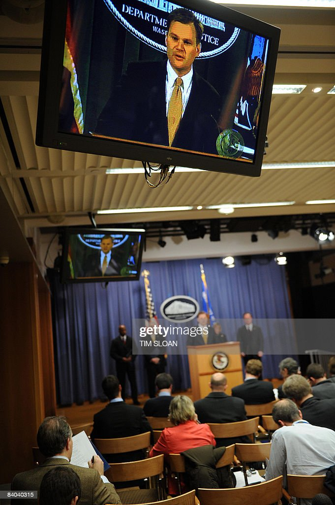 Matthew Friedrich, US Acting Assistant Attorney General of the ...