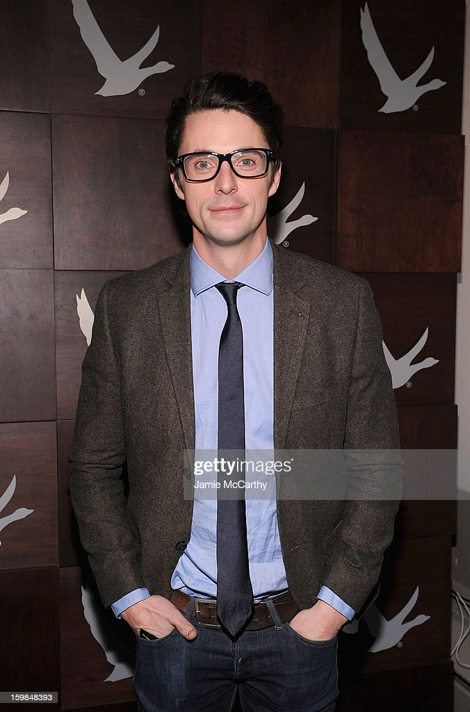 <a gi-track='captionPersonalityLinkClicked' href=/galleries/search?phrase=Matthew+Goode&family=editorial&specificpeople=216331 ng-click='$event.stopPropagation()'>Matthew Goode</a> at Grey Goose Blue Door on January 21, 2013 in Park City, Utah.