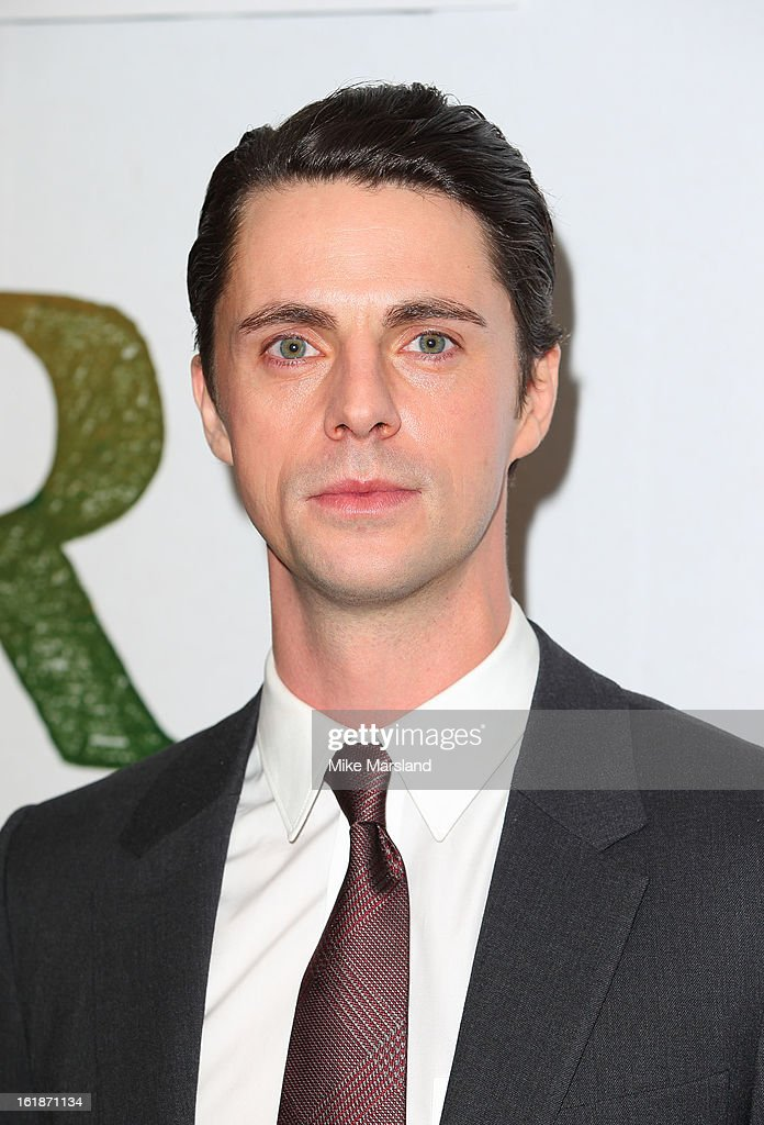 <a gi-track='captionPersonalityLinkClicked' href=/galleries/search?phrase=Matthew+Goode&family=editorial&specificpeople=216331 ng-click='$event.stopPropagation()'>Matthew Goode</a> attends a special screening of Stoker at Curzon Soho on February 17, 2013 in London, England.