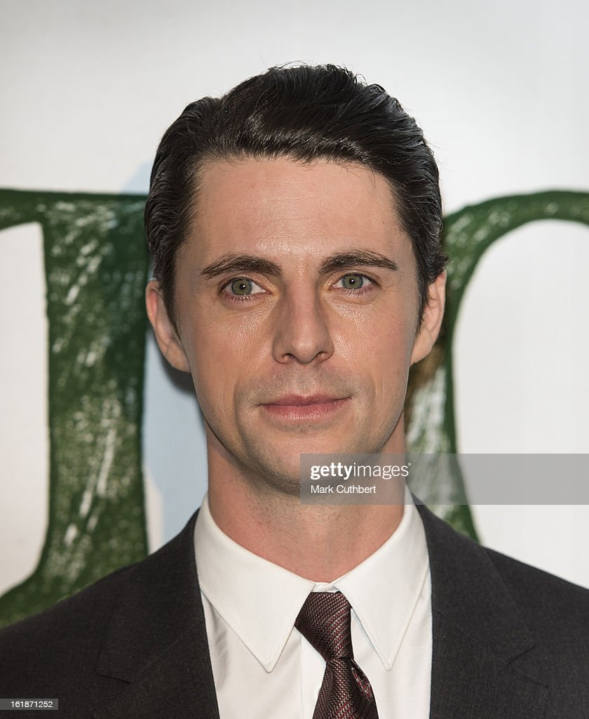 Matthew Goode attends a special screening of Stoker at Curzon Soho on February 17, 2013 in London, England.