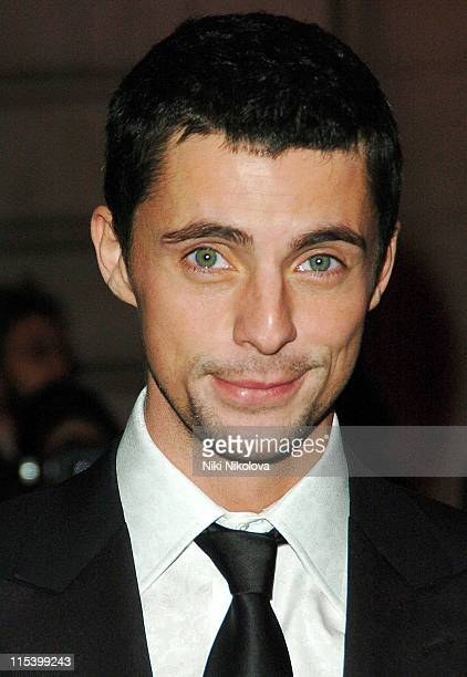 Matthew Goode during 'Match Point' London Premiere Arrivals at Curzon Cinema Mayfair in London Great Britain