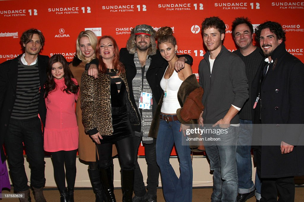 """Excision"" Premiere - 2012 Sundance Film Festival 