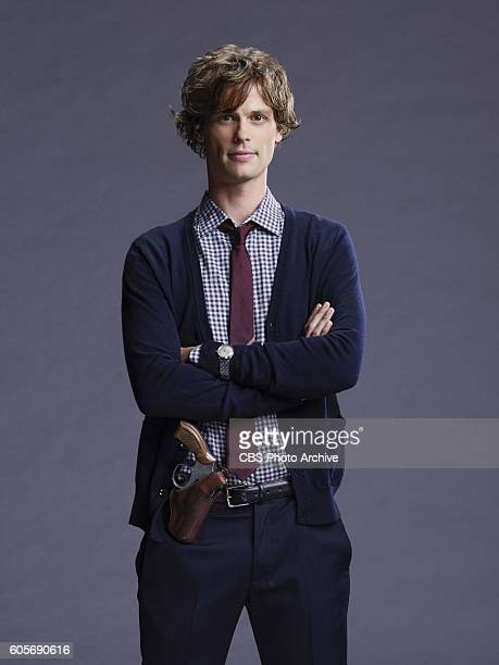 Matthew Gray Gubler in Criminal Minds on the CBS Television Network