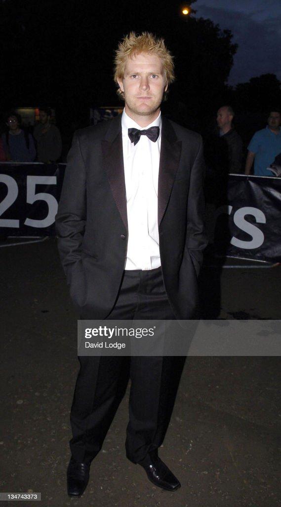 2005 Professional Cricketers' Association Awards Dinner - Arrivals