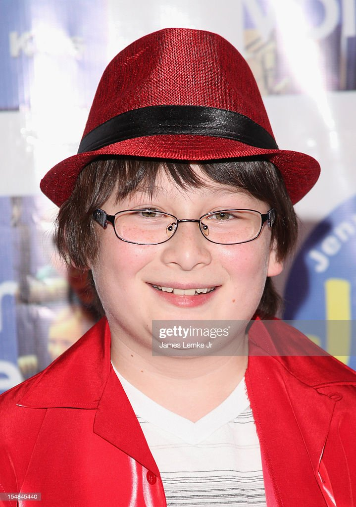 Matthew Jacob Wayne attends the 'Show Your Character' a costume benefit and concert for The Jennifer Smart Foundation's Find Your Voice Program held at the Smooth Sound Multimedia on October 27, 2012 in Van Nuys, California.