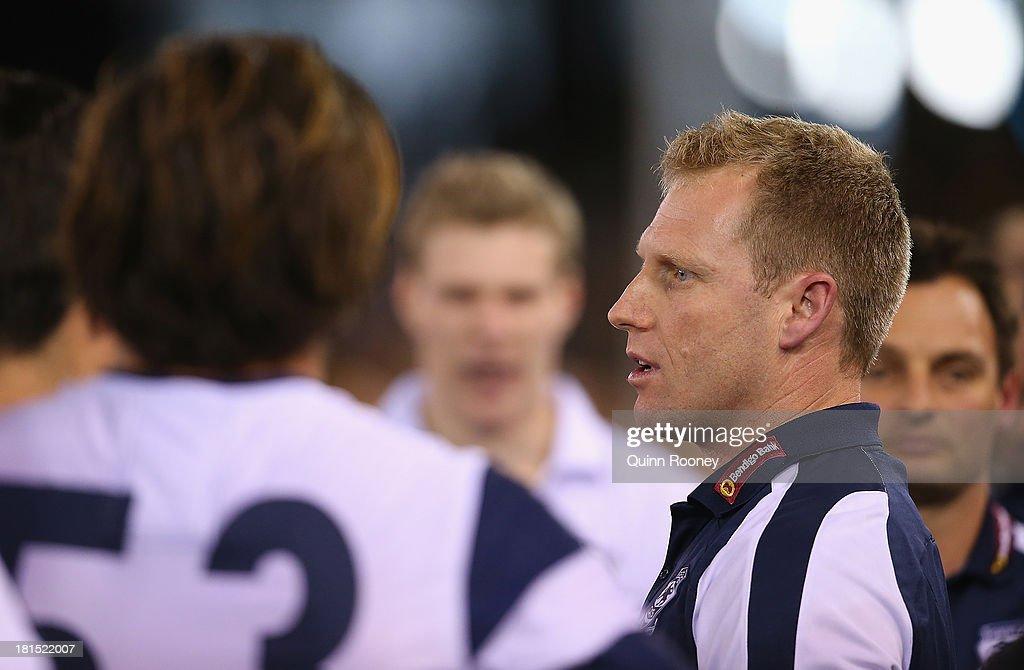 VFL Grand Final - Box Hill Hawks v Geelong Cats