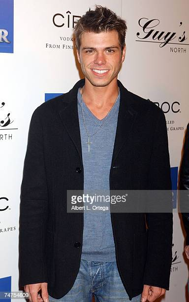 Matthew Lawrence at the Guys North in Studio City CA