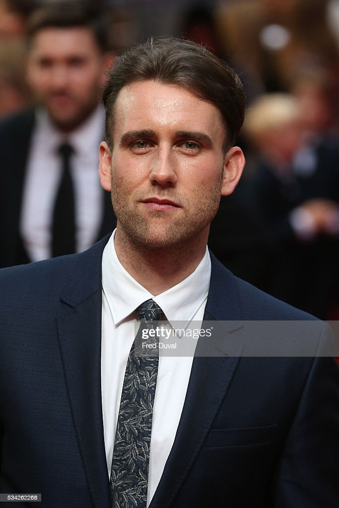 <a gi-track='captionPersonalityLinkClicked' href=/galleries/search?phrase=Matthew+Lewis+-+Schauspieler&family=editorial&specificpeople=7939877 ng-click='$event.stopPropagation()'>Matthew Lewis</a> attends the European film premiere 'Me Before You' at The Curzon Mayfair on May 25, 2016 in London, England.