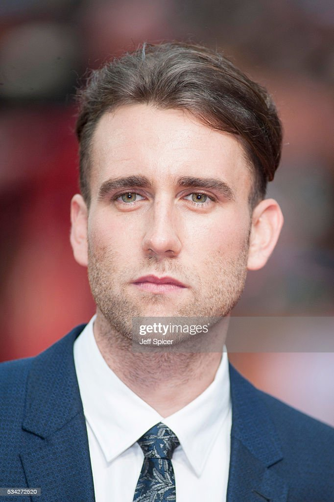 Matthew Lewis attends the European film premiere 'Me Before You' at The Curzon Mayfair on May 25, 2016 in London, England.