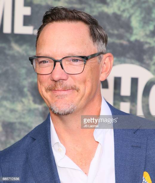Matthew Lillard attends the premiere of Showtime's 'Twin Peaks' at The Theatre at Ace Hotel on May 19 2017 in Los Angeles California