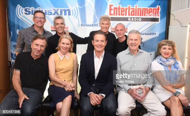 Matthew Lillard Dana Ashbrook James Marshall Tim Roth Everett McGill Naomi Watts Kyle MacLachlan Don Murray and Kimmy Robertson attend SiriusXM's...