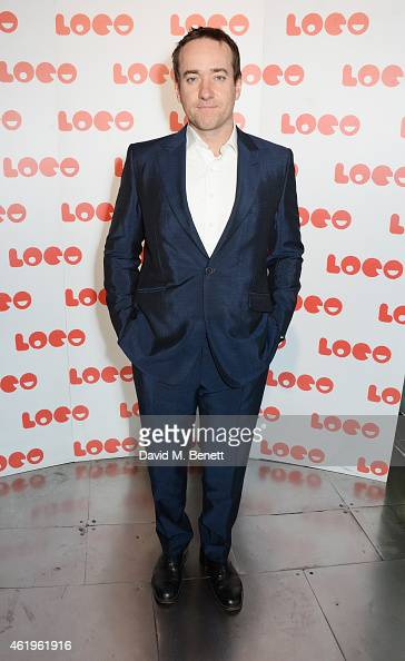 Matthew Macfadyen attends a screening of 'Lost In Karastan' during the 4th annual LOCO London Comedy Film Festival at BFI Southbank on January 22...
