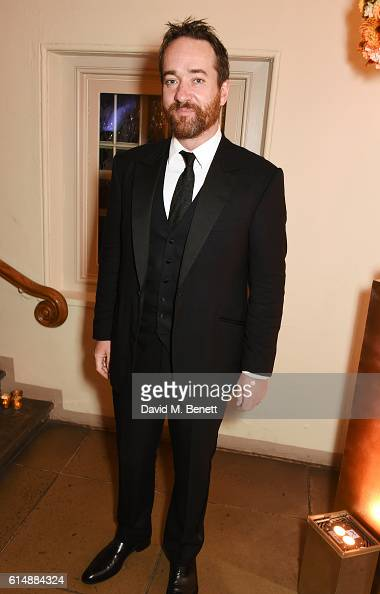 Matthew Macfadyen attends the BFI London Film Festival Awards during the 60th BFI London Film Festival at Banqueting House on October 15 2016 in...