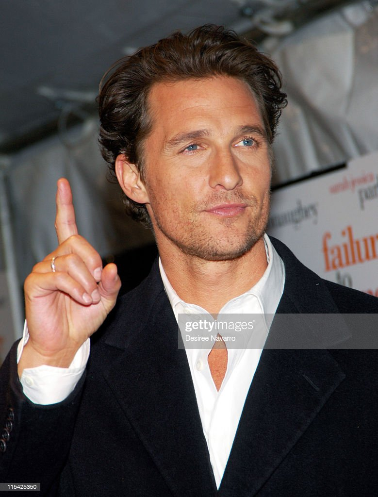 Image result for matthew mcconaughey failure to launch
