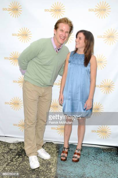 Matthew Modine and Kick Kennedy attend SOLAR 1's Revelry By The River Honors MATTHEW MODINE KICK KENNEDY HSBC at Stuyvesant Cove on June 2 2009 in...