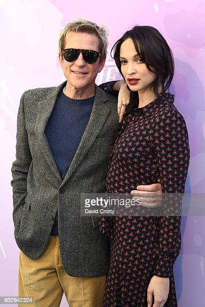 Matthew Modine and Ruby Modine attend Variety's Celebratory Brunch Event For Awards Nominees Benefiting Motion Picture Television Fund at Cecconi's...