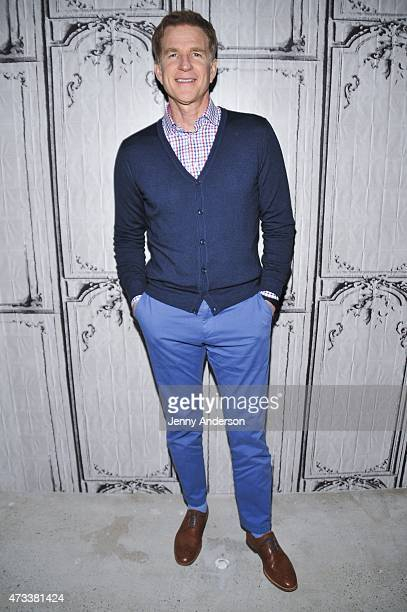 Matthew Modine attends AOL Build Series at AOL Studios In New York on May 14 2015 in New York City