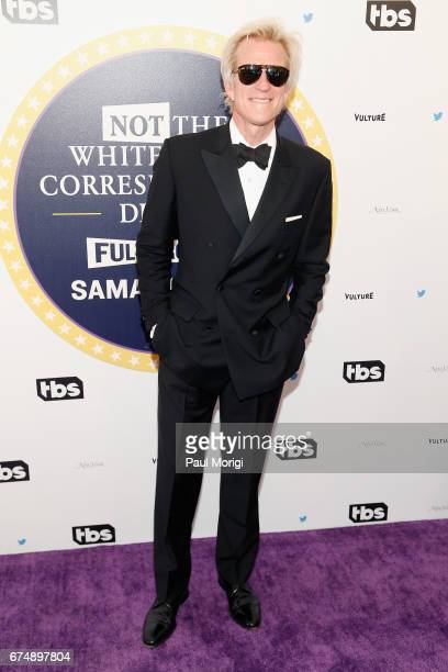 Matthew Modine attends 'Not the White House Correspondents' Dinner' presented by Full Frontal With Samantha Bee at DAR Constitution Hall on April 29...