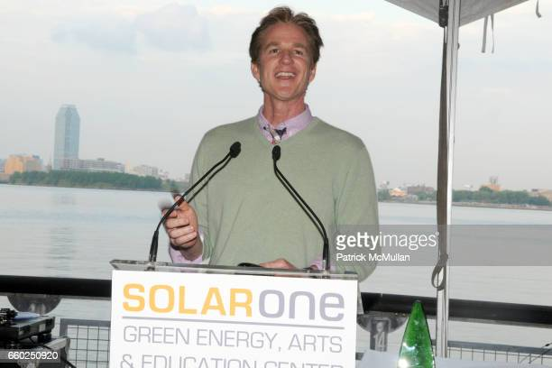 Matthew Modine attends SOLAR 1's Revelry By The River Honors MATTHEW MODINE KICK KENNEDY HSBC at Stuyvesant Cove on June 2 2009 in New York