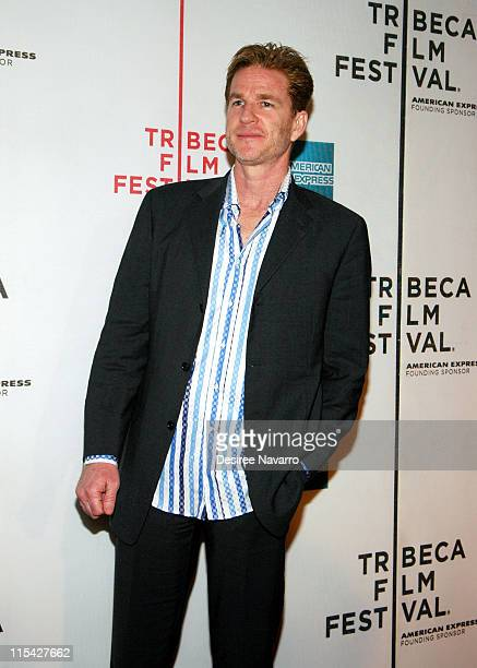 Matthew Modine during 5th Annual Tribeca Film Festival 'Kettle of Fish' Premiere Arrivals at Tribeca Performing Arts Center in New York City New York...