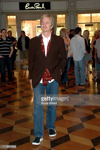 Matthew Modine during Matthew Modine Celebrates Birthday at TAO Asian Bistro at The Venetian Resort Hotel and Casino at Tao Nightclub in Las Vegas...